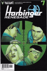 Harbinger Renegade #7B VF/NM; Valiant | save on shipping - details inside