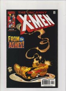 Uncanny X-Men #379 VF/NM 9.0 Marvel Comics 2000 Wolverine Storm Cyclops Colossus
