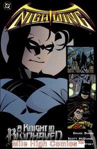 NIGHTWING: A KNIGHT IN BLUDHAVEN TPB (1998 Series) #1 2ND PRINT Near Mint