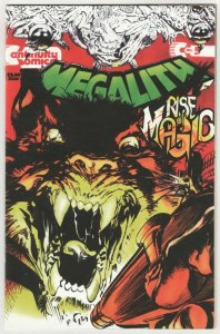 Megalith #5 (Continuity, 1993) VF/NM