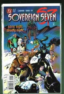 Sovereign Seven #9 (1996)