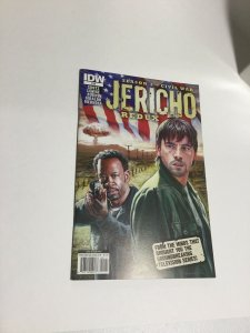 Jericho Redux Season 3 Cival War Nm Near Mint IDW