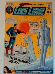Superman's Girlfriend Lois Lane #107 DC 1971 VF Bronze Age 1st Print Comic Book