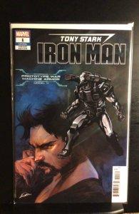 Tony Stark: Iron Man: Self-Made Man #1 (2019)