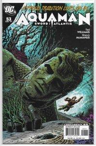 Aquaman  : Sword of Atlantis   #53 VF