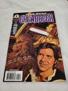 Star Wars Chewbacca 4 Near Mint- Cover by Sean Phillips