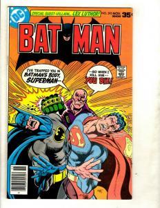 Batman # 293 NM DC Comic Book Robin Joker Catwoman Gotham Penguin Ivy GK1