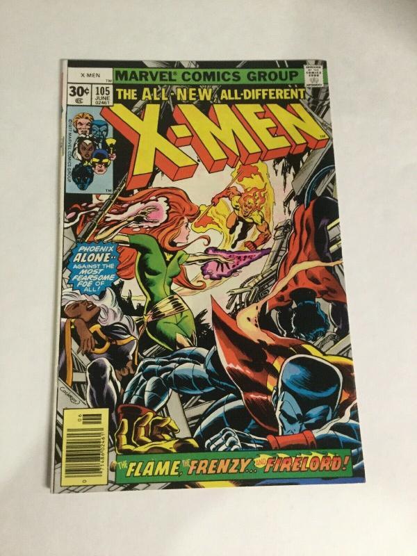 X-Men 105 Vf/Nm Very Fine Near Mint Marvel