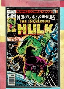 THE HULK 65