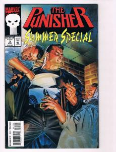 The Punisher Summer Special # 3 Marvel Comic Books Awesome Issue WOW!!!!!!! S44