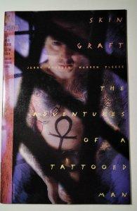 Skin Graft: The Adventures of a Tattooed Man #1 (1993) DC Comic Book J754