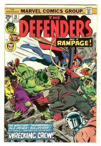 Defenders 18