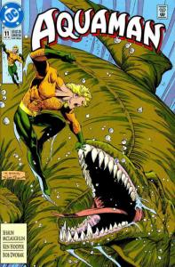 Aquaman (4th Series) #11 VF/NM; DC | save on shipping - details inside