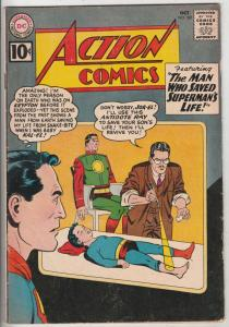 Action Comics #281 (Oct-61) FN/VF Mid-High-Grade Superman
