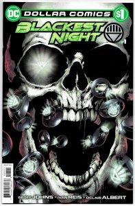 Blackest Night #1 Dollar Comics Edition (DC, 2020) NM