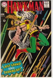 Hawkman #26 (Jul-68) NM- High-Grade Hawkman