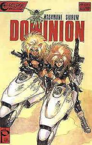 Dominion #3 VF; Eclipse | save on shipping - details inside