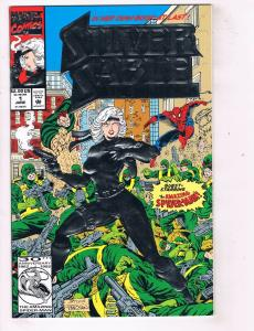 Silver Sable and the Wild Pack (1992) #1 Marvel Comic Book Spider-Man HH4 AD