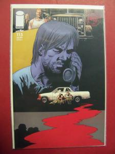 THE WALKING DEAD #115F VARIANT (9.4 or better) IMAGE COMICS