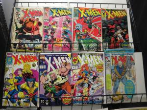 Kochcomics X-MEN Crackerjack Lot of 79 WYSIWYG great Survey 1980s-00s!!!