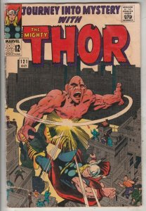 Journey into Mystery #121 (Sep-65) VG Affordable-Grade Thor