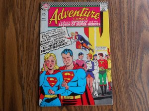 Adventure Comic Featuring Superboy & Legion of Super-Heroes # 350 VF+ or Better!