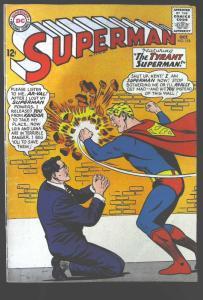 Superman (1939 series) #172, VF- (Actual scan)