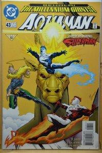 Aquaman #43 (1998) VF-NM, Peter David story!!