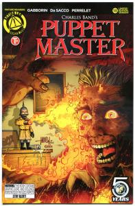 PUPPET MASTER #13, NM, Bloody Mess, 2015, Dolls, Killers,more HORROR  in store,B