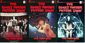 ROCKY HORROR PICTURE SHOW (1990 CL) 1-3 adapt. cult hit
