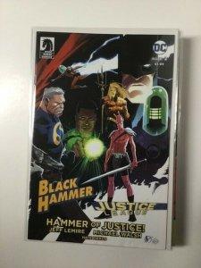 Black Hammer Justice League 2 Near Mint Dark Horse HPA