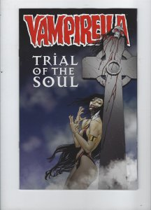 Vampirella Trial Of The Soul Cover A