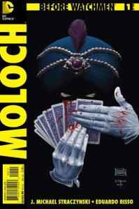 Before Watchmen: Moloch #1, NM (Stock photo)