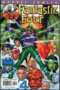 Fantastic Four (1998 series) #44, NM (Stock photo)