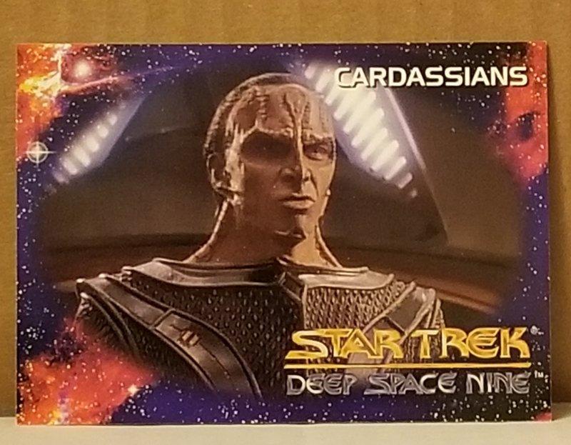 1993 Star Trek Deep Space 9 #76