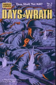 Days of Wrath #2 - NM - 1993