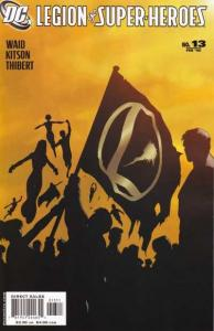Legion of Super-Heroes (2005 series) #13, NM- (Stock photo)