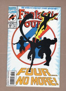 Fantastic Four #381 NM