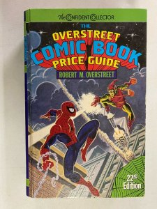 Overstreet Price Guide #22 Hardcover 6.0 FN (1992)