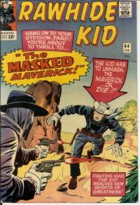 RAWHIDE KID (1960-1979) 44 F-VF  February 1965 COMICS BOOK