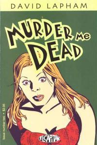 Murder Me Dead #2, VF+ (Stock photo)