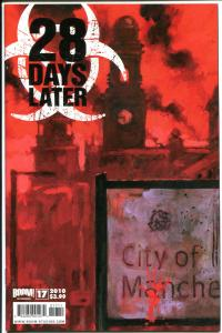 28 DAYS LATER 17, NM, Zombies, Horror, Walking Dead, 1st, 2009, more in store