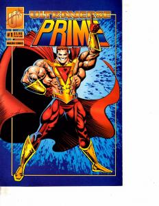 Lot Of 2 Comic Malibu Ultraverse Prime #1 and Image Deathmate Epilogue ON13