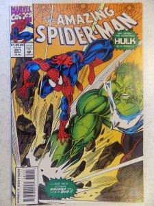 AMAZING SPIDER-MAN # 381