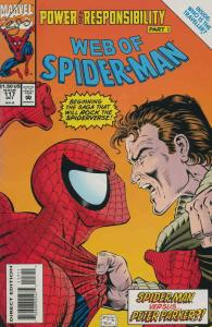 Web of Spider-Man, The #117 VF/NM; Marvel | save on shipping - details inside