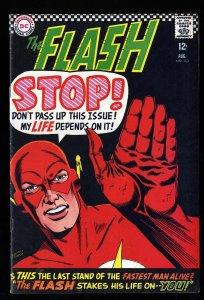 Flash #163 VG/FN 5.0