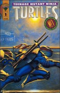Mirage TEENAGE MUTANT NINJA TURTLES (1993 Series) #1 NM