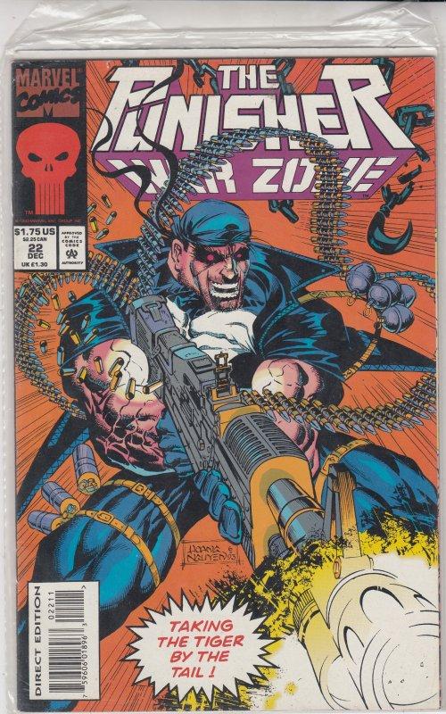 The Punisher: War Zone #22 (1993)