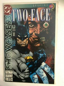 TWO-FACE #8 of 12 KNIGHTFALL #14  1993 DC / NM / NEVER READ