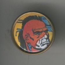 Pins: Apache: Sequoia